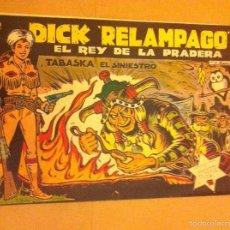Tebeos: DICK RELÁMPAGO - Nº.60. Lote 55917911