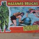 Tebeos: TORAY, HAZAÑAS BÉLICAS ALBUM ROJO, VER DETALLES . Lote 56123678