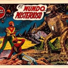 Tebeos: EL MUNDO FUTURO Nº 36: EL MUNDO MISTERIOSO. DE BOIXCAR (TORAY, 1955). Lote 56238279