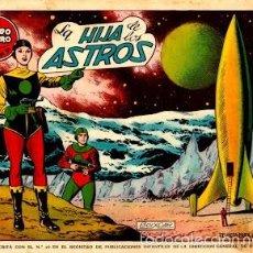 Tebeos: EL MUNDO FUTURO Nº 54: LA HIJA DE LOS ASTROS. DE BOIXCAR (TORAY, 1955). Lote 56238460
