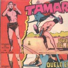 Tebeos: TAMAR ORIGINAL NºS - 178 - 179 - 180 , VER PORTADAS COMPETAS DE LOS 3 NºS - TORAY 1961, DIFICILES. Lote 56284495