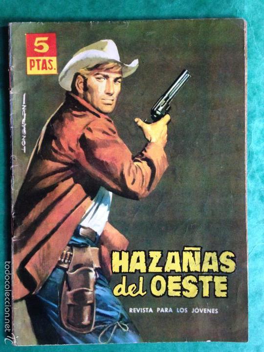 HAZAÑAS DEL OESTE - LILI PALMER (Tebeos y Comics - Toray - Hazañas del Oeste)