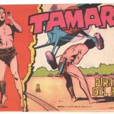 Tebeos: TAMAR ORIGINAL Nº 178 EDI. TORAY 1961 - DIBUJOS DE ANTONIO BORRELL - MUY BUEN ESTADO. Lote 56313208