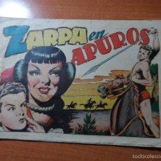 Tebeos: ZARPA DE LEÓN Nº 44 EDITORIAL TORAY 1949 ORIGINAL. Lote 56409527