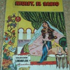 Tebeos: LINDAFLOR COLECCION Nº 37 - TORAY 1956 - ORIGINAL- LEER TODO. Lote 56613174