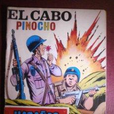 Tebeos: COMIC - HAZAÑAS BELICAS - Nº 267 - EL CABO PINOCHO - 1969 - TORAY -. Lote 56643473