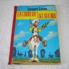 Tebeos: LUCKY LUKE: LA CARRERA DE OKLAHOMA - EDICIONES TORAY 1969. Lote 56854649