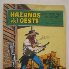 Tebeos: HAZAÑAS DEL OESTE - Nº 220 - EDICIONES TORAY - AÑO 1970.. Lote 56922571
