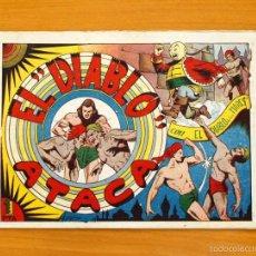 Tebeos: EL DIABLO DE LOS MARES Nº 11-EL DIABLO ATACA - EDICIONES TORAY 1947. Lote 56933631