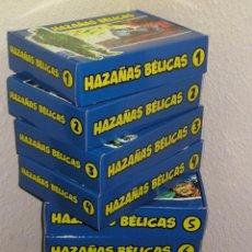 Tebeos: HAZAÑAS BÉLICAS (TORAY) REEDICIÓN COMPLETA 321 Nº EN 8 CAJAS. Lote 56991006