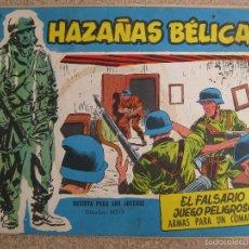 BDs: HAZAÑAS BELICAS Nº253 - TORAY ORIGINAL. Lote 57115359