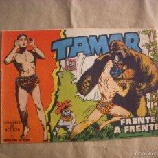 Tebeos: TAMAR Nº 11, EDITORIAL TORAY. Lote 57185309