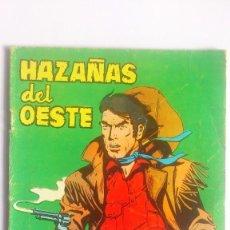Tebeos: HAZAÑAS DEL OESTE - TRIO DE PILLOS, Nº 113, EDICIONES TORAY, 1959. Lote 57198013