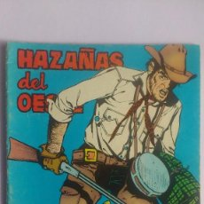 Tebeos: HAZAÑAS DEL OESTE - EXCURSION AL OESTE, Nº 122, EDICIONES TORAY, 1966. Lote 57198239