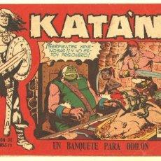 KATANO RIGINAL Nº 8 EDITORIAL TORAY 1958 por BROCAL REMOHI