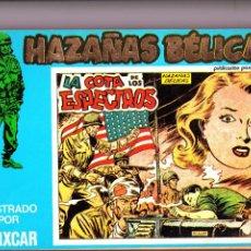 Tebeos: HAZAÑAS BELICAS TOMO RETAPADO EXTRA 2. BOIXCAR. Lote 57383598