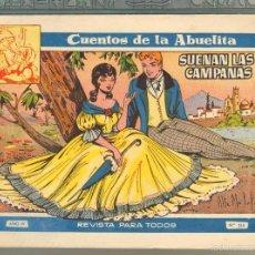 Tebeos: TEBEOS-COMICS GOYO - CUENTOS DE LA ABUELITA - Nº 254 - 1955 - DIFICIL *AA99. Lote 57493832