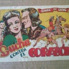 Comics - zarpa de leon nº 51 - toray -original -ta - 57494949