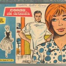 Tebeos - TEBEOS-COMICS GOYO - ROSAS BLANCAS - Nº 132 - TORAY 1958 - DIFICIL *AA99 - 57498164