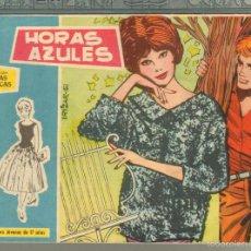 Tebeos: TEBEOS-COMICS GOYO - ROSAS BLANCAS - Nº 162 - TORAY 1958 - MUY DIFICIL *AA99. Lote 57498247