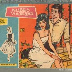 Tebeos: TEBEOS-COMICS GOYO - ROSAS BLANCAS - Nº 306 - TORAY 1958 - MUY DIFICIL *AA99. Lote 57498318