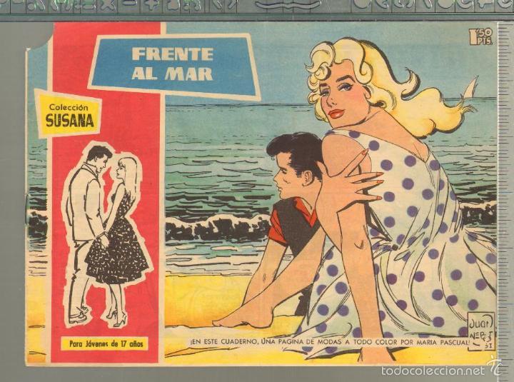 TEBEOS-COMICS GOYO - SUSANA - Nº 78 - TORAY - 1959 - MUY DIFICIL *AA99 (Tebeos y Comics - Toray - Otros)