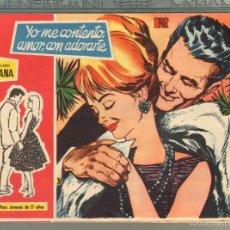 Tebeos: TEBEOS-COMICS GOYO - SUSANA - Nº 95 - TORAY - 1959 - MUY DIFICIL *AA99. Lote 57498603