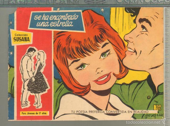 TEBEOS-COMICS GOYO - SUSANA - Nº 125 - TORAY - 1959 - MUY DIFICIL *AA99 (Tebeos y Comics - Toray - Otros)