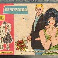Tebeos: TEBEOS-COMICS GOYO - SUSANA - Nº 140 - TORAY - 1959 - MUY DIFICIL *AA99. Lote 57498835