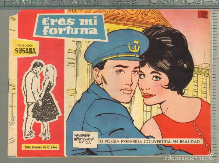 TEBEOS-COMICS GOYO - SUSANA - Nº 157 - TORAY - 1959 - MUY DIFICIL *AA99 (Tebeos y Comics - Toray - Otros)