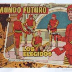 Tebeos: CÓMIC MUNDO FUTURO - EL MUNDO FUTURO. Nº 71. LOS ELEGIDOS - ED. TORAY, AÑOS 50. Lote 57525657