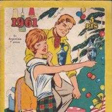 Tebeos: COMIC ALMANAQUE 1961 SUSANA . Lote 57626226