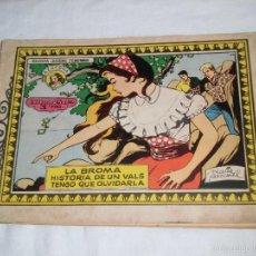 Tebeos: LA BROMA/HISTORIA DE UNVALS/TENGO QUE OLVIDARLA COLECCION AZUCENA EXTRAORDINARIO Nº 60.-1958. Lote 57684018