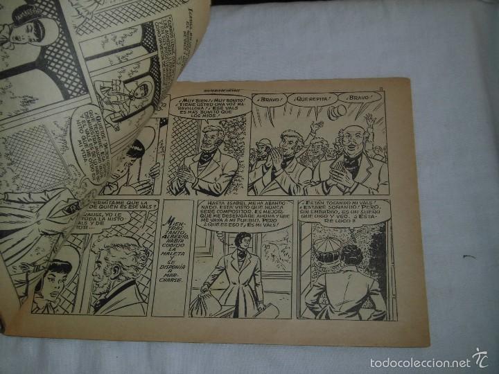 Tebeos: LA BROMA/HISTORIA DE UNVALS/TENGO QUE OLVIDARLA COLECCION AZUCENA EXTRAORDINARIO Nº 60.-1958 - Foto 3 - 57684018