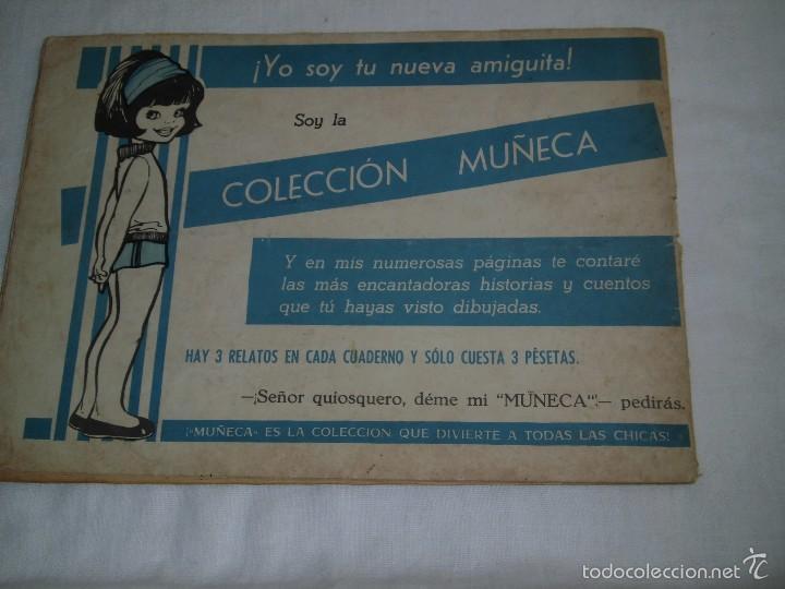 Tebeos: LA BROMA/HISTORIA DE UNVALS/TENGO QUE OLVIDARLA COLECCION AZUCENA EXTRAORDINARIO Nº 60.-1958 - Foto 4 - 57684018