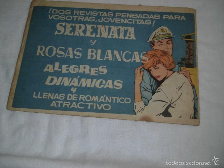 Tebeos: SILVIA Y EL FIEL KINGO COLECCION AZUCENA Nº 323 .-1958 - Foto 4 - 57684035