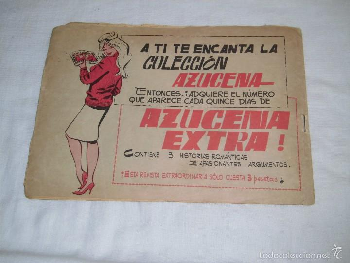 Tebeos: CAUTIVOS DE LA TORMENTA COLECCION AZUCENA Nº 932.-AÑO 1965 - Foto 4 - 57684091