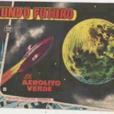 Tebeos: EL MUNDO FUTURO Nº 64. TORAY 1955.. Lote 57830198
