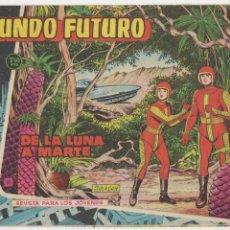 Tebeos: EL MUNDO FUTURO Nº 65. TORAY 1955.. Lote 57830228