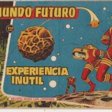 BDs: EL MUNDO FUTURO Nº 87. TOARAY 1955. DIFICIL..... Lote 57830683