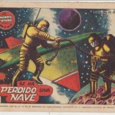 Tebeos: EL MUNDO FUTURO Nº 51. TORAY 1955.. Lote 57838344