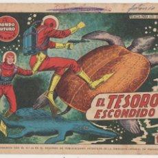 Tebeos: EL MUNDO FUTURO Nº 57. TORAY 1955.. Lote 57838664