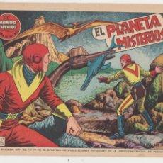 Tebeos: EL MUNDO FUTURO Nº 58. TORAY 1955.. Lote 57838733