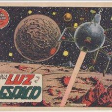 Tebeos: EL MUNDO FUTURO Nº 7. TORAY 1955.. Lote 179401076