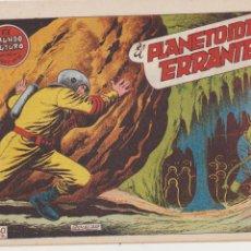Tebeos: EL MUNDO FUTURO Nº 16. TORAY 1955. . Lote 57856820