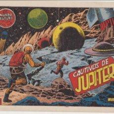 Tebeos: EL MUNDO FUTURO Nº 18. TORAY 1955. . Lote 57856950