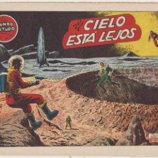 Tebeos: EL MUNDO FUTURO Nº 23. TORAY 1955. . Lote 57857186