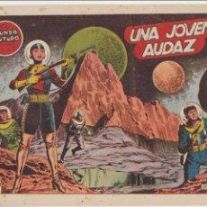 Tebeos: EL MUNDO FUTURO Nº 24. TORAY 1955. . Lote 57857244