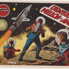 Tebeos: EL MUNDO FUTURO Nº 27. TORAY 1955. . Lote 57857350