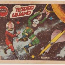 Tebeos: EL MUNDO FUTURO Nº 32. TORAY 1955. . Lote 57857489